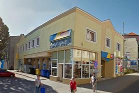 Widok sklepu Jacek Meble - Świnoujście